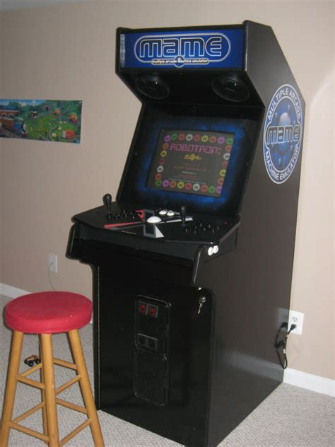 Mame Arcade Cabinet Diy by Arcadecab Mame And Arcade News Page 2009 And 2010 News