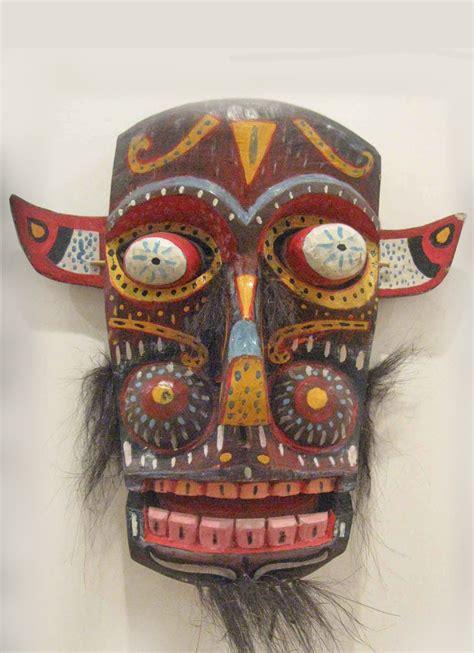 dayak mask  borneo masks   world