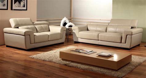 meuble et canapé com canape cuir et meuble contemporain salle a manger