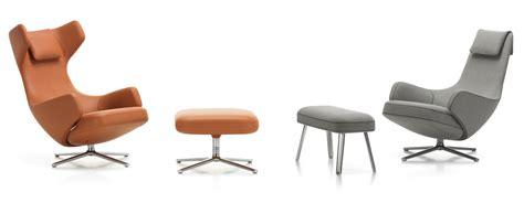 Vitra Grand Repos by Repos Grand Repos Lounge Chair That Design