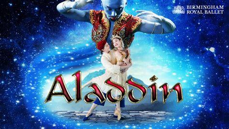 Birmingham Royal Ballet's Aladdin