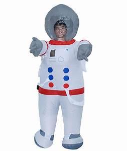 Adult NASA Spaceman Space Astronaut Mens Fancy Dress ...