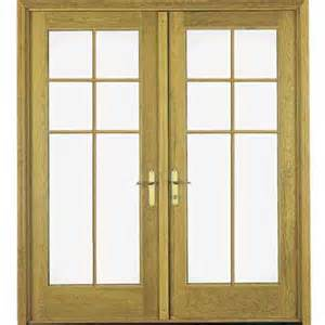 pella architect series out swing hinged doors pella