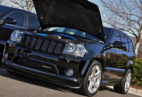 jeep srt 2007 find used 2007 jeep grand cherokee srt8 440 cubic inch