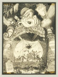 animation art disney studios drawing pinocchio story
