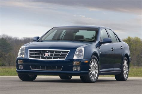 Cadillac Sts-v Custom Images Cars