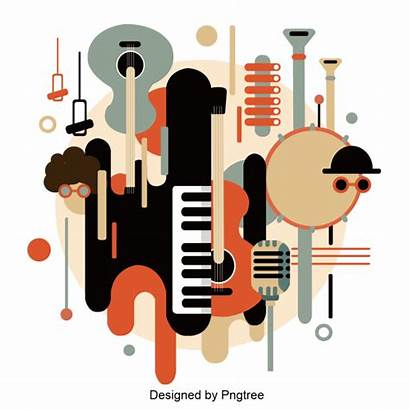 Musical Instrument Cartoon Non Mainstream Instruments Pngtree
