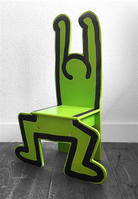 haring keith 1958 1990 pour vilac chaise d enfan