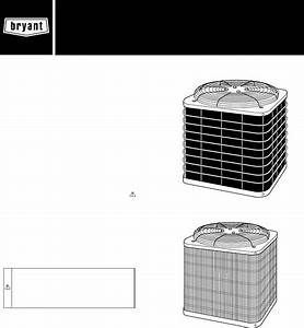 Download Bryant Heat Pump 661g Manual And User Guides