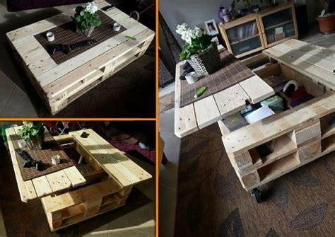 changer assise canapé la table basse relevable pour votre salon fonctionnel