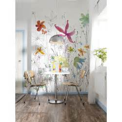 Stickers Papier Peint Mural by Wallpops Komar Joli Wall Mural Wayfair