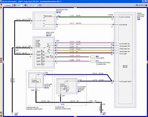 2000 To 2008 Headlight Switch Wiring