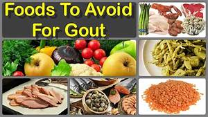 What Foods To Avoid With Gout And Top 10 Foods With A High Purine Content Which Are Caused By