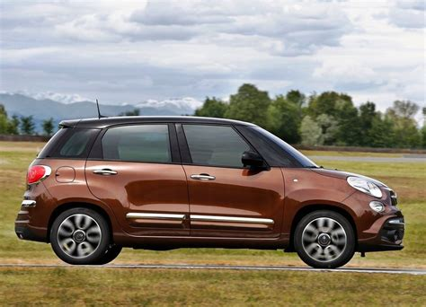 2019 Fiat 500l Facelift Release Date  New Suv Price