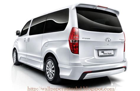 Hyundai H1 Wallpapers by Hyundai H1 2013 New Deluxe Version Wallpaper Autos Hd