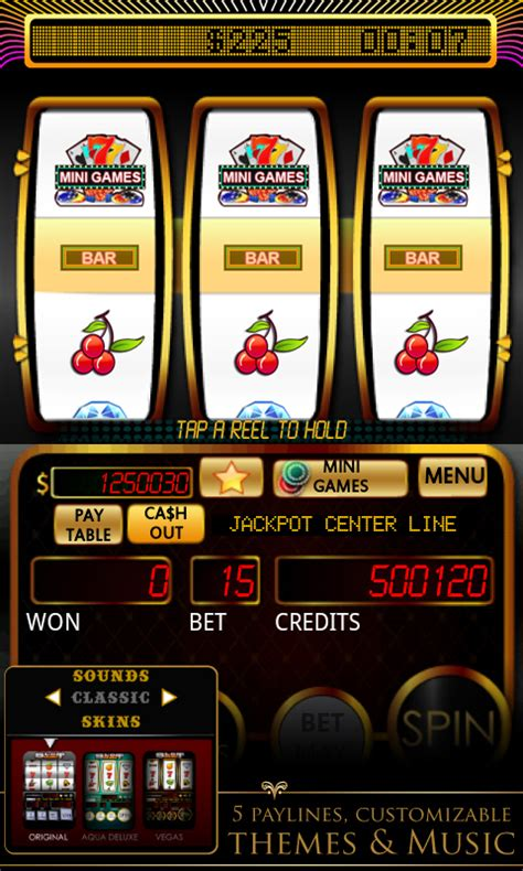 slot machine free free app android freeware