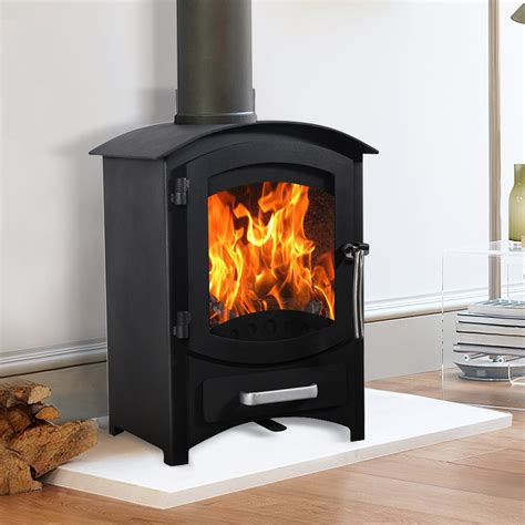 Wellingore 622kw Log Burner Multifuel Wood Burning Stove