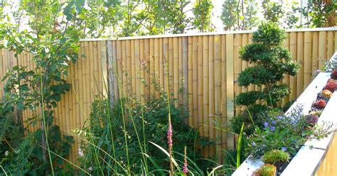 Sichtschutz Fuer Die Terrasse Aus Bambus Oder Aus Kunststoff by Sichtschutzw 228 Nde F 252 R Terrasse Und Balkon Mein Sch 246 Ner Garten