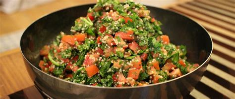 le vrai tabbouleh libanais  beautiful dinner