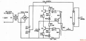 33 Electronic Ballast Circuit For Fluorescent Lamps  T12ho Electronic Ballast Wiring Diagram