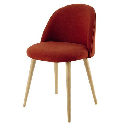maisons du monde chaise coral fabric vintage chair mauricette maisons du monde