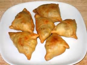 Indian Food Samosa Recipe