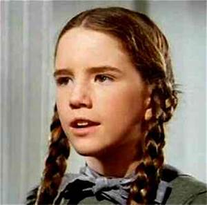 Melissa Sue Gilbert who played Laura Ingalls on Little ...