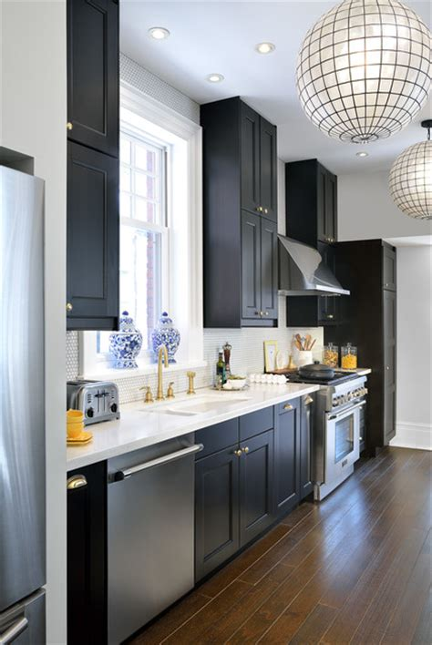 french bistro inspired kitchen riverdale interior