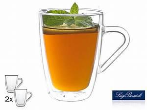 Tee Im Glas : luigi bormioli tee kaffee glas set 320ml online kaufen bei ~ Markanthonyermac.com Haus und Dekorationen