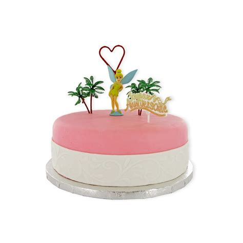 deco gateau fee clochette kit d 233 cor g 226 teau f 233 e clochette pan cerf dellier
