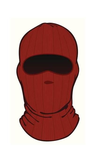 Balaclava Clipart Vector Mask Masks Face Knitted