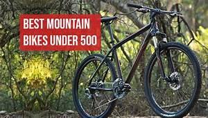 7 Best Mountain Bikes Under 500