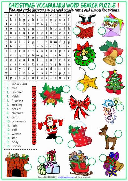 Word Esl Puzzle Worksheets Printable Englishwsheets Kaynak