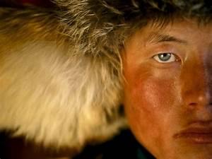Kazakh Eagle Hunter, Western Mongolia