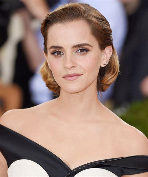 Emma Watson Met Gala Look Was Made Garbage Instyle
