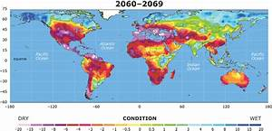 Climate change: Drought may threaten much of globe within ...