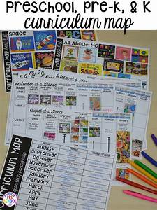 Curriculum Map  Preschool  Pre