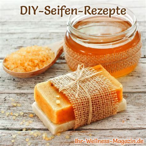 selber seife machen honigseife selbst machen seifen rezept anleitung
