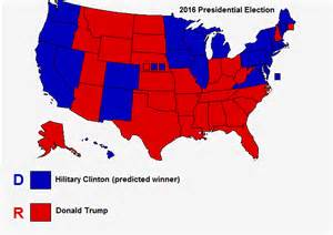 Predictions On Presidential Election 2016