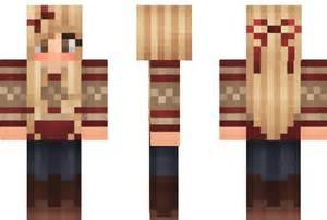 Minecraft Summer Skin