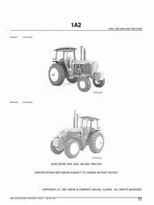 John Deere 770ch Motor Grader Repair Manual