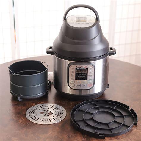 air fryer lid instant pot