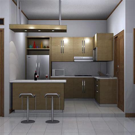 14 Gambar Desain Dapur Sederhana Terbaru 2018 Desain