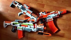 Fun  Nerf Gun Combos 2015