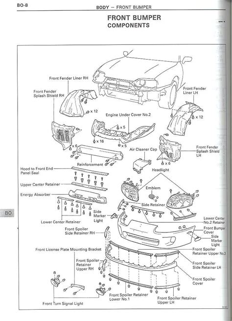 lexus is300 drawing lexus is300 engine diagram lexus is 250 fuse box diagram
