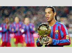 Ballon d'or Ronaldinho 2005 Goalcom