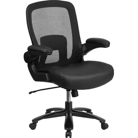 Office Chairs With Flip Up Arms by Flash Furniture Hercules Series High Back Mesh Executive