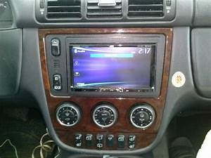 2001-2005 Ml350 Stereo Upgrade