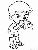 Coloring Boys Boy Printable Germs Sneeze Cool2bkids Sheet Printables Ausmalbilder Colouring Sheets Kid Colorir Desenhos Ausdrucken Zum Bestcoloringpagesforkids Fresh Gor sketch template