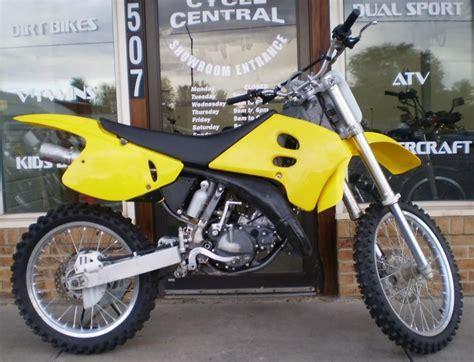 Used Suzuki Dirt Bikes For Sale by 1993 Suzuki Rm125 Dirt Bike For Sale On 2040 Motos